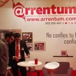 ¡Firmamos el primer contrato de Expofranquicia 2015!
