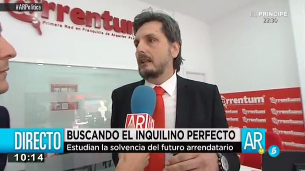 Carlos Janeiro, Franquiciado Arrentum