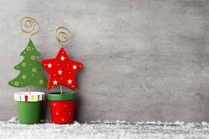 decoración navideña piso de alquiler